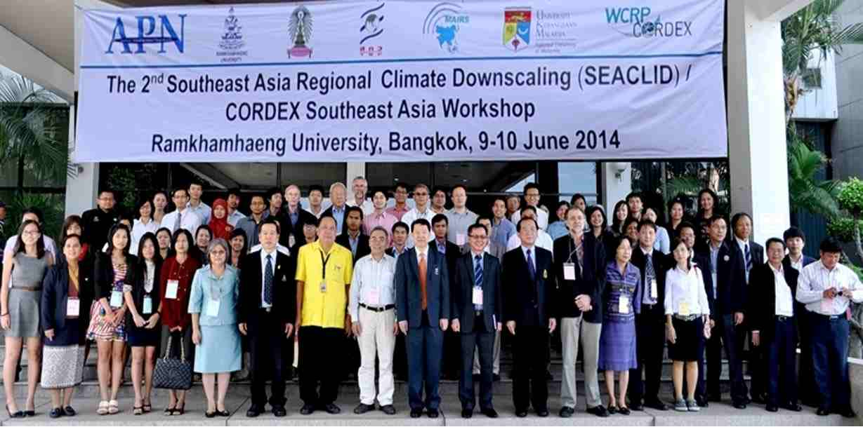 The 2nd Workshop of the Southeast Asia Regional Climate Downscling (SEACLID)/CORDEX Sputheast Asia